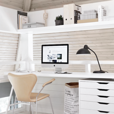 Easy Ways To Give Your Room or Workstation A Positive Makeover
