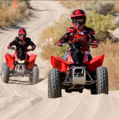 Health Benefits Of Riding An ATV and Off-Road Motorcycle