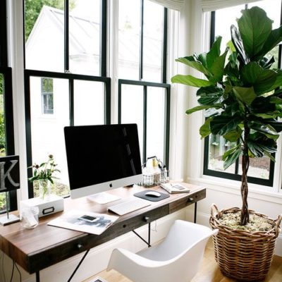Let TV and film inspire your office décor