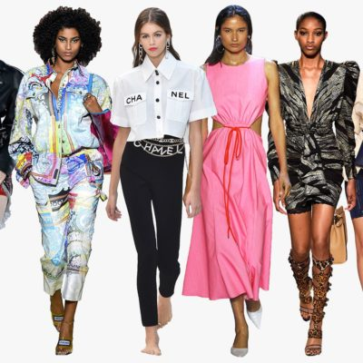 Jumping on the '80s Revival Bandwagon: The Trends to Rule Your Style