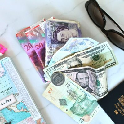 Why You Should Always Convert Your Cash Before You Travel