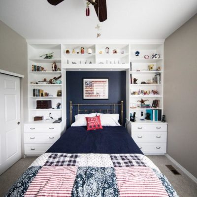 Don't Always Follow Bedroom Designs You See Online