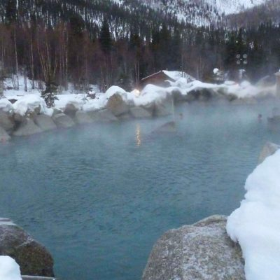 Ideal for All Seasons: Chena Hot Springs