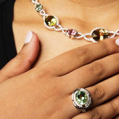 Fine Jewelry Manufacturing