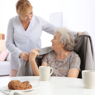 3 Tips For Moving An Elderly Loved One Into Your Home