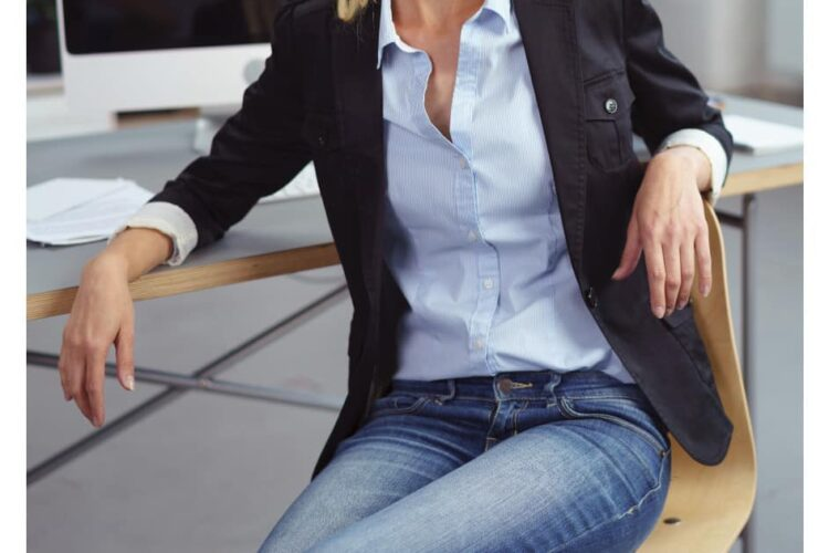 3 Tips For Creating A Business Casual Look
