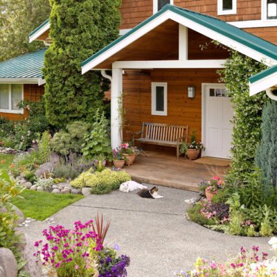 Subtle but effective ways to change the appearance of your home and garden